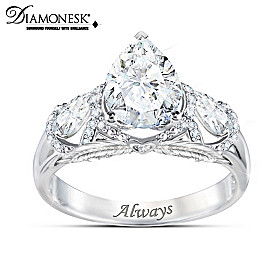 Message From Heaven Ring