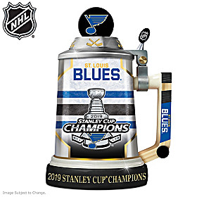Blues® 2019 Stanley Cup® Championship Stein
