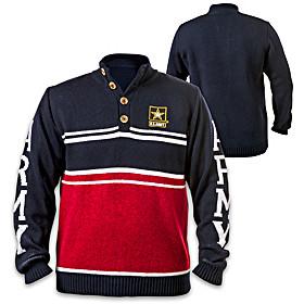 U.S. Army Men's Sweater