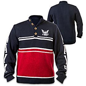 U.S. Navy Men's Sweater