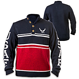 U.S. Air Force Men's Sweater