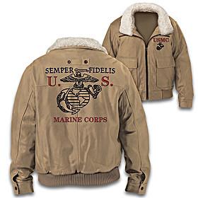 USMC Semper Fidelis Men's Jacket
