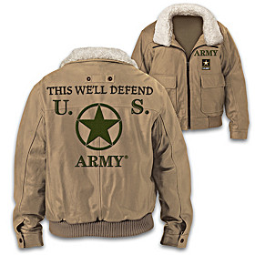 U.S. Army This We'll Defend Men's Jacket