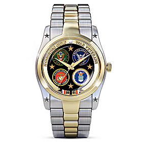 Desert Storm Tribute Men's Watch