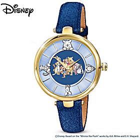 Disney Time For Friends Women's Watch