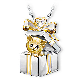 Gift Of Love Pendant Necklace