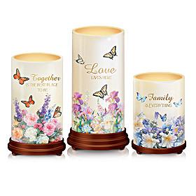 Pillars Of Beauty Candle Set
