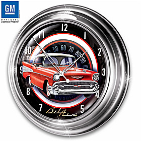 Classic Bel Air Wall Clock
