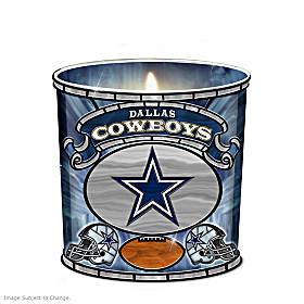 Dallas Cowboys Candleholder