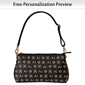 Just My Style Personalized Handbag