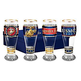 USMC Pride Pilsner Set