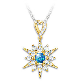 Forever Shine Pendant Necklace