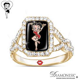 Dazzling Diva Ring