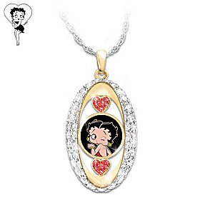Boop Oop-A-Doop Pendant Necklace