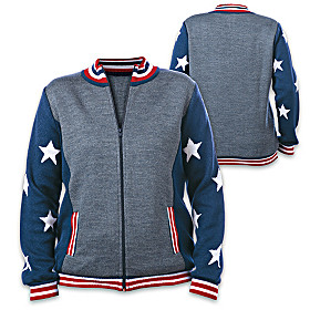 Star Spangled Pride Women's Sweater
