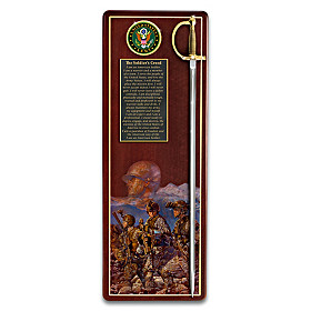 America's Heroes Army Wall Decor
