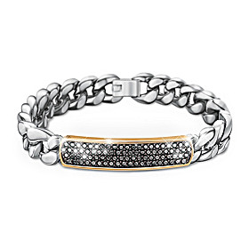 Million Dollar Man Men's Bracelet