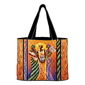 Sisters Of The Sun Tote Bag