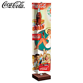 COCA-COLA Floor Lamp