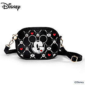 Disney Fun Faces Hands-Free Purse