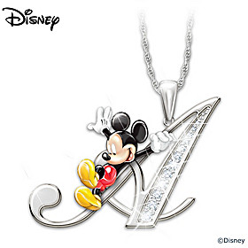 Disney The Magic Of You Pendant Necklace