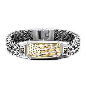 President Trump American Spirit Men's Bracelet