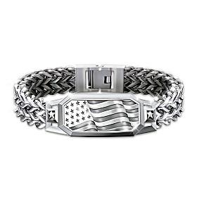 American Spirit Men's Bracelet