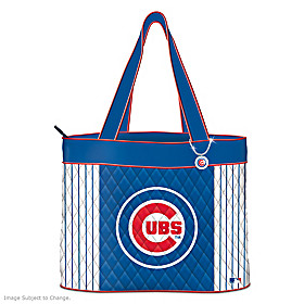 Go Chicago Cubs Tote Bag