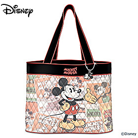 Disney Classic Moments Tote Bag