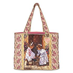 My Sister, My Friend Tote Bag