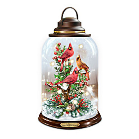 Winter's Beautiful Moments Lantern