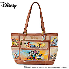 Disney Masterpiece Of Magic Handbag