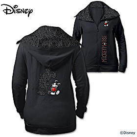 Disney Forever Mickey Mouse Women's Hoodie