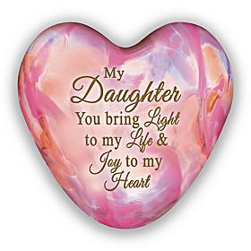 Daughter, You Light Up My Life Sculpture