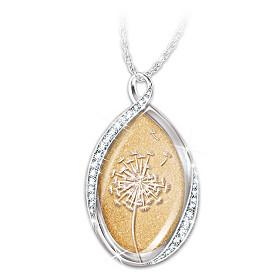 Loving Wishes Pendant Necklace