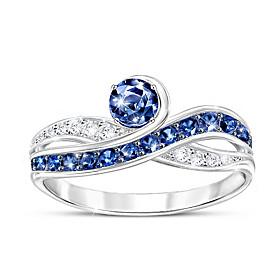 Serene Beauty Ring