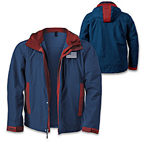 United We Stand Men's Jacket