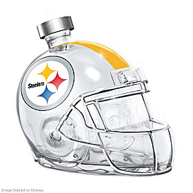 Pittsburgh Steelers Decanter