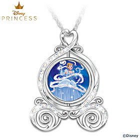Disney Dreams Come True Pendant Necklace