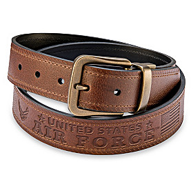Air Force Pride Men's Belt