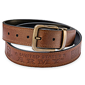 Army Pride Men's Belt