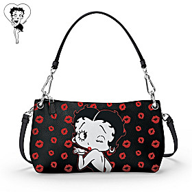 A Wink And A Kiss Handbag