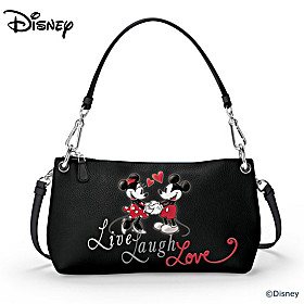 Disney Live, Laugh, Love Handbag