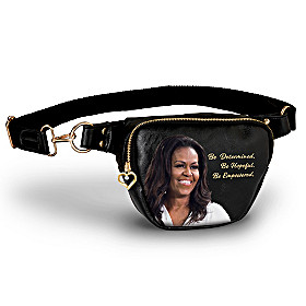 Michelle Obama Belt Bag
