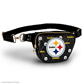 Pittsburgh Steelers Belt Bag
