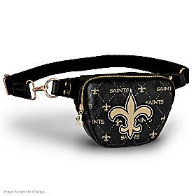 New Orleans Saints Belt Bag