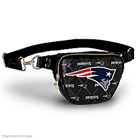 New England Patriots Belt Bag