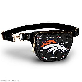 Denver Broncos Belt Bag