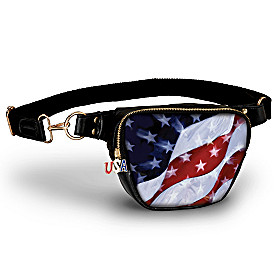 American Pride Belt Bag