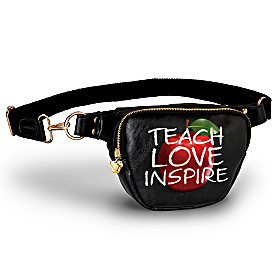 Teach, Love, Inspire Belt Bag